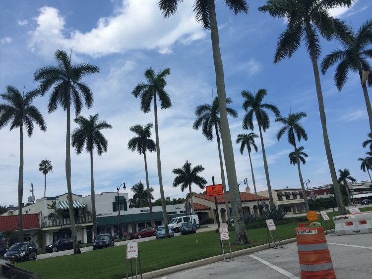 Town of Palm Beach Construction and Traffic Highlights 6/27/2016