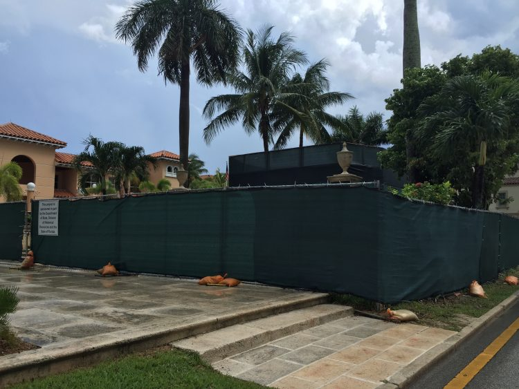 Stair Construction Update for Memorial Park