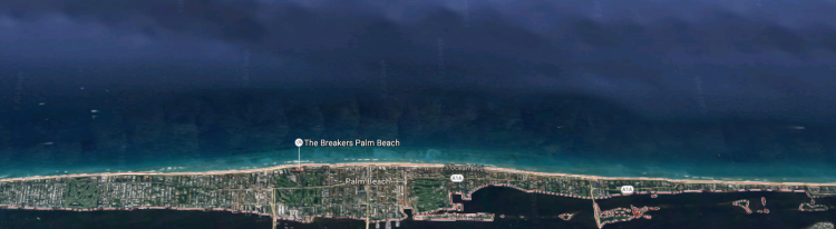 Privacy Is a Luxury On Palm Beach Island