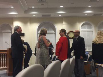 Palm Beach Officials Start Holding Talk of the Town Meetings