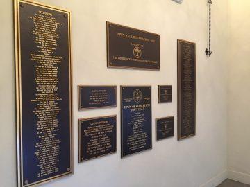 Town of Palm Beach Town Caucus Year 105