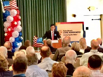 Palm Beach Civic Association Debate Recap