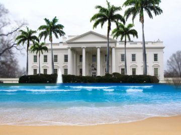 Winter White House To Become Weekend White House in Palm Beach