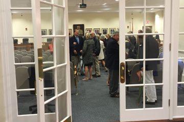 Mayor Gail Coniglio Presents Scholarships to Town Employee Children