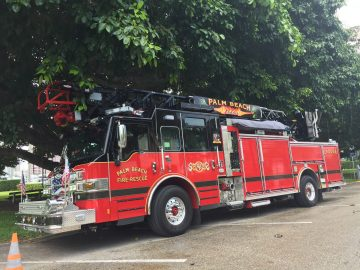 Town of Palm Beach Firefighters May Have Finalized Agreement