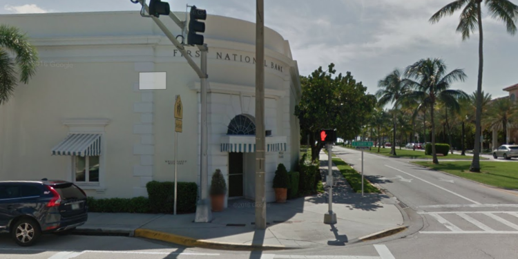 This 1927 Town of Palm Beach Sign Might Be Removed
