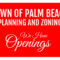 New Planning & Zoning Director Appointed in Palm Beach