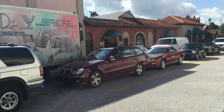 Town of Palm Beach Construction and Traffic 7/18/2016
