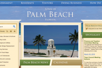 About The Town of Palm Beach Website.png