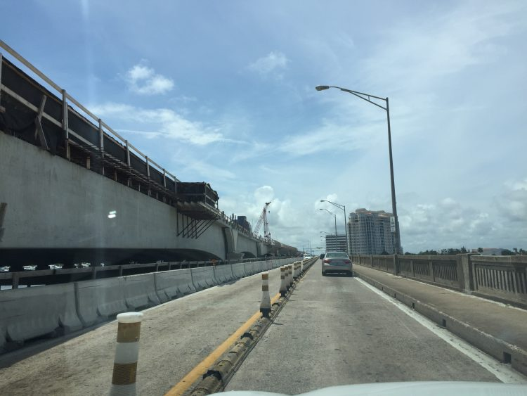 Town of Palm Beach Construction and Traffic Report