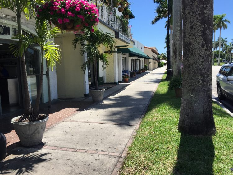 A Plastic Free Town of Palm Beach