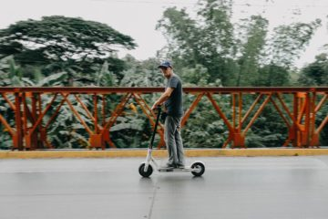 Commission Votes to Ban Shared Scooters